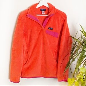 Patagonia Re-Tool Snap Pullover Textured Fleece
